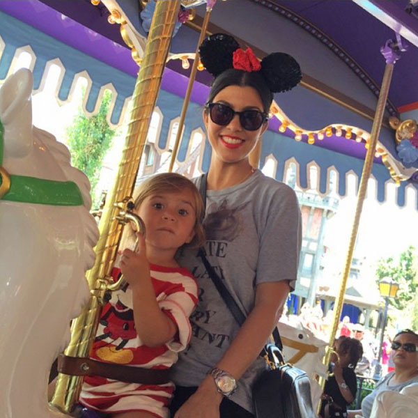 Disney Duo From Penelope Disick's Cutest Pics