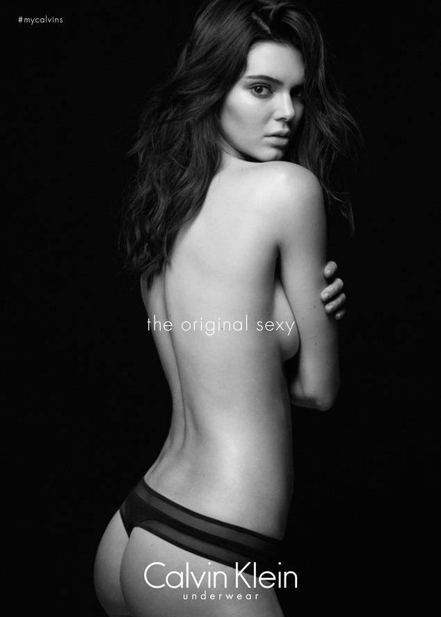 Calvin Klein, Kendall Jenner