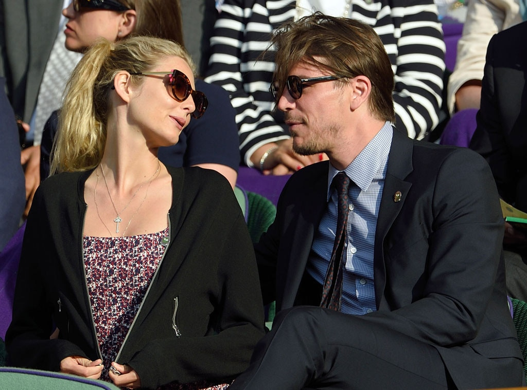 Tamsin Egerton & Josh Hartnett from 2015 Wimbledon: Star ...