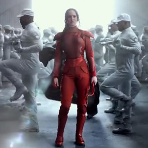 The Hunger Games, Mockingjay, Jennifer Lawrence