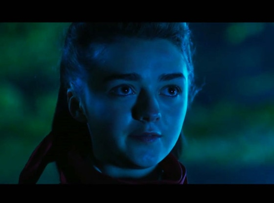 Maisie Williams, Doctor Who