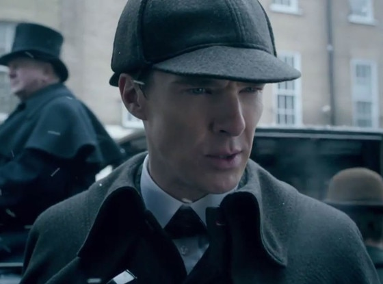 New Sherlock Christmas Special Trailer Reveals Title and Release ...