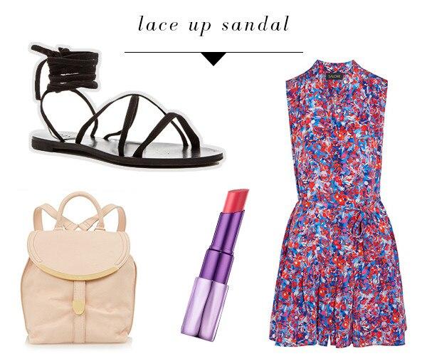 ESC, Sandals