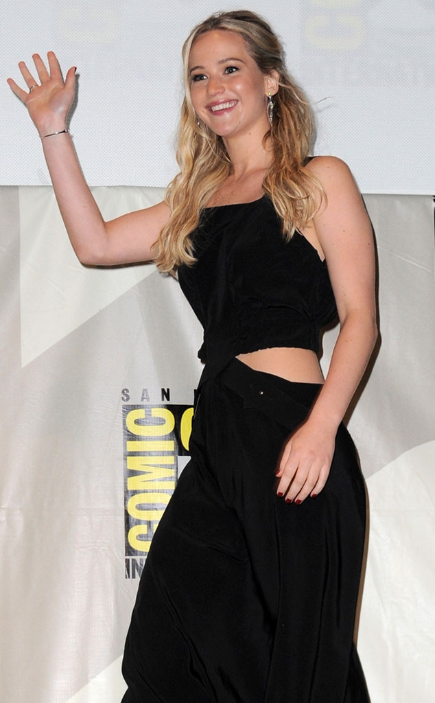 Jennifer Lawrence, Comic-Con