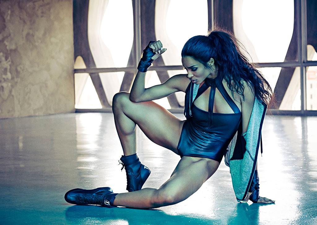 Ciara, SHAPE Magazine