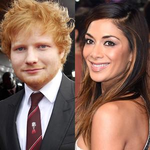 Ed Sheeran, Nicole Scherzinger