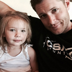 Jensen Ackles, Instagram