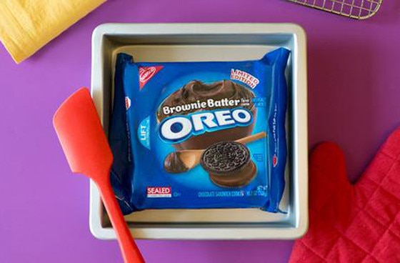 Brownie Butter Oreos