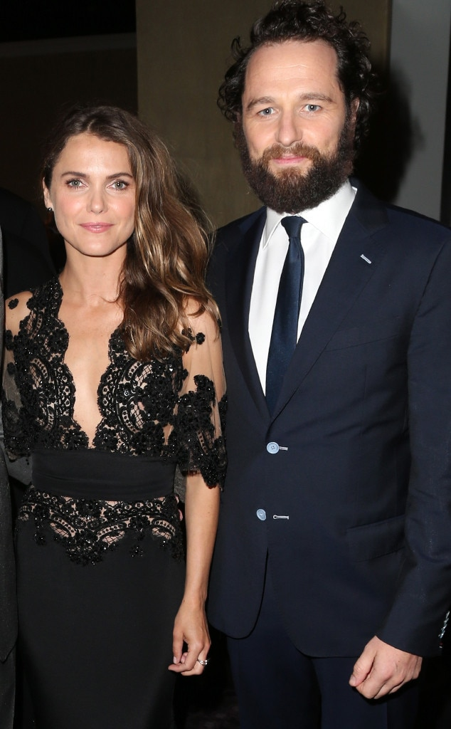 Keri Russell and Matthew Rhys' Rare Joint Interview: 8 ...