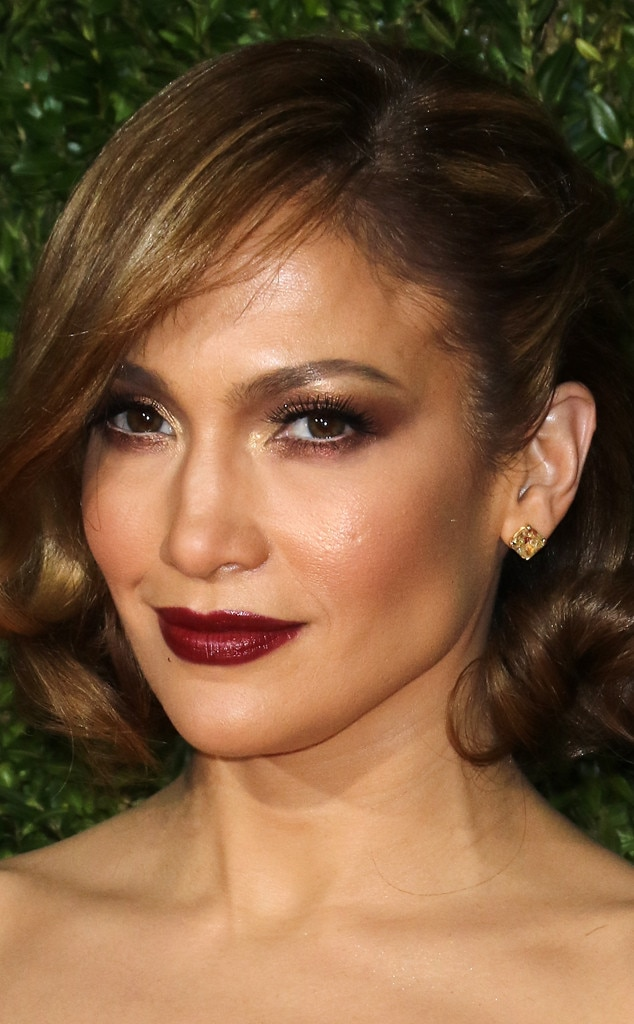 Jennifer Lopez, ESC, Smoky Eye