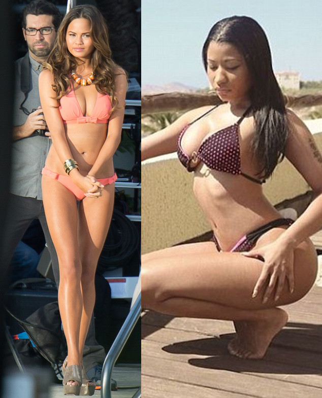 Best of Summer Best Bods, Nicki Minaj, Chrissy Teigen