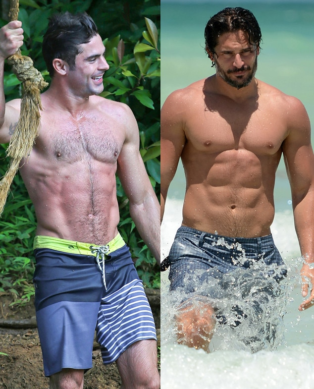 Best of Summer Best Bods, Joe Manganiello, Zac Efron