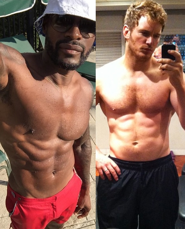 Best of Summer Best Bods, Chris Pratt, Tyson Beckford