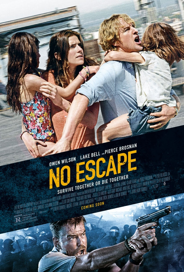 No Escape, Poster