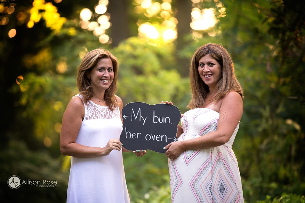 Long Island Woman Gives Birth to Twin Sister's Baby