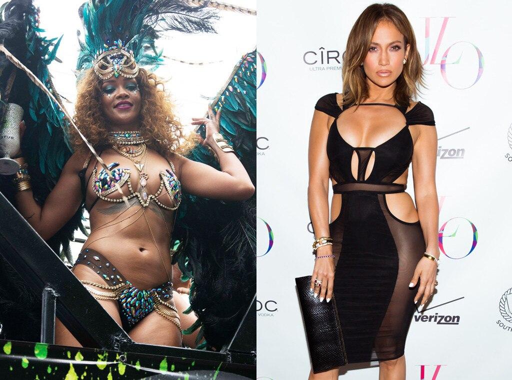 Best of Summer Best Bods, Jennifer Lopez, Rihanna