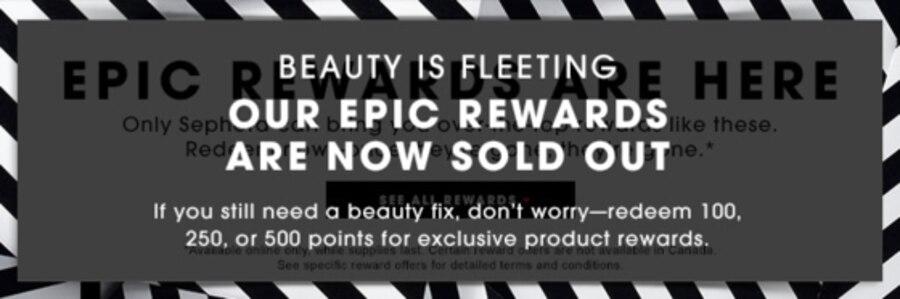 Sephora Screen grab