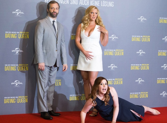 Amy Schumer; Vanessa Bayer, Judd Apatow