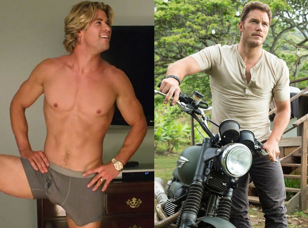Best of Summer Best Bods, Chris Pratt, Chris Hemsworth