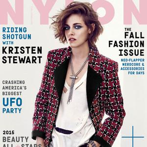 Kristen Stewart, Nylon Magazine