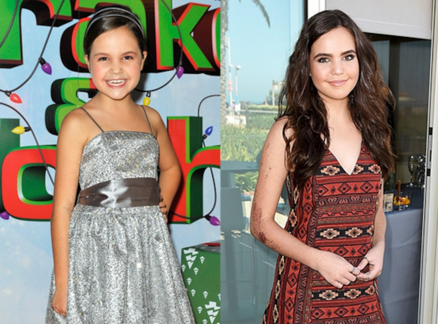 Bailee Madison, Then and Now