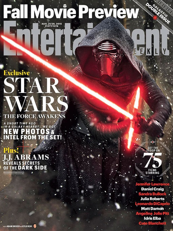 Star Wars, Entertainment Weekly