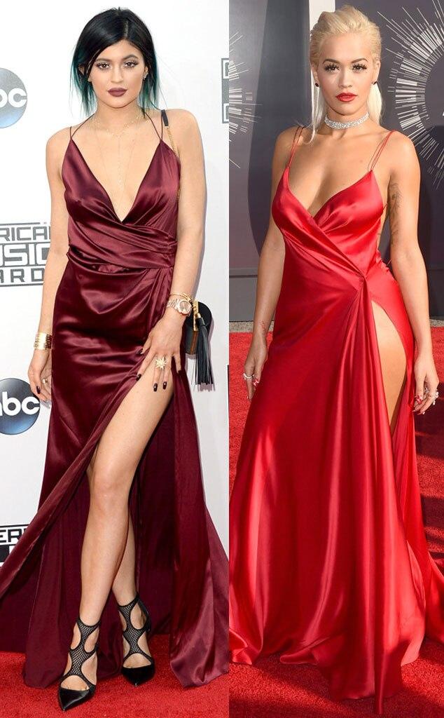 Kylie Jenner, Rita Ora