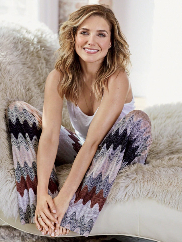 Sophia Bush, Health Magazine