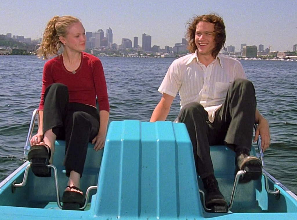 10 Things I Hate About You Soundtrack: Patrick Verona And Kat Stratford, 10 Things I Hate About