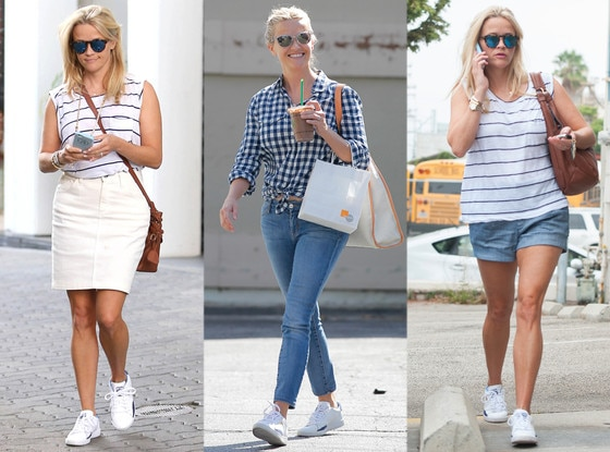 Reese Witherspoon, Puma Sneakers