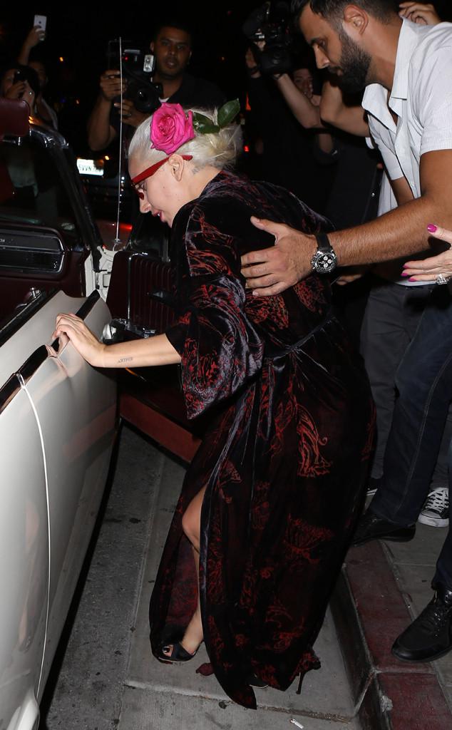 Lady Gaga, Fall