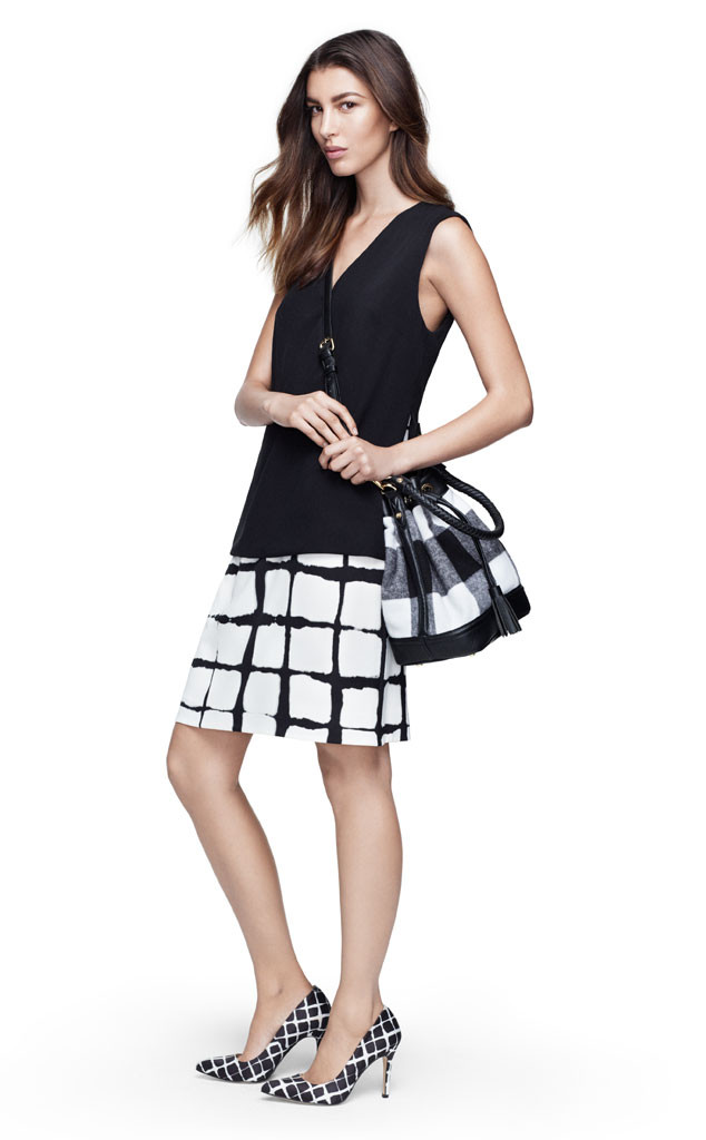 Adam Lippes for Target, Plaid