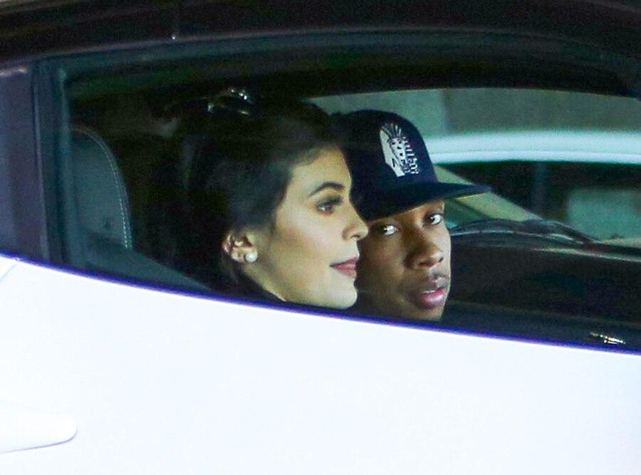Kylie Jenner, Tyga