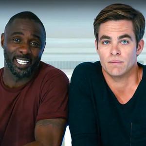 Idris Elba, Chris Pine