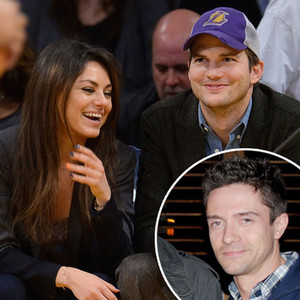 Mila Kunis, Ashton Kutcher, Topher Grace