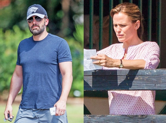 Jennifer Garner, Ben Affleck, Wedding Rings