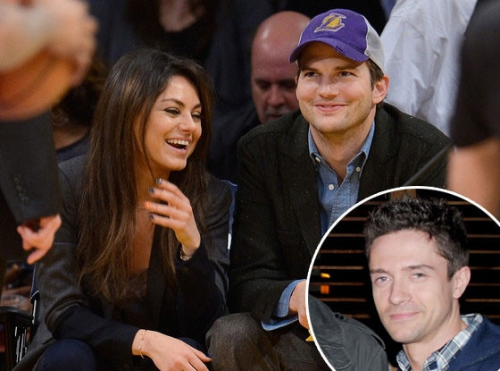 Topher Grace Talks Mila Kunis & Ashton Kutcher: Were There ...