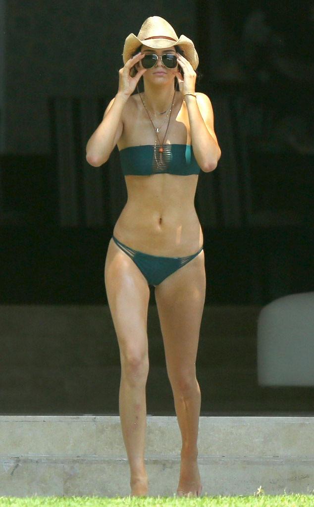 Kendall Jenner, Bikini