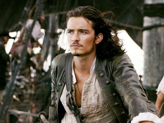 Orlando Bloom, Pirates of the Caribbean