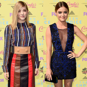 Best and Worst Dressed, 2015 Teen Choice Awards