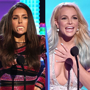 Britney Spears, Teen Choice Awards 2015, Vin Diesel, Nina Dobrev