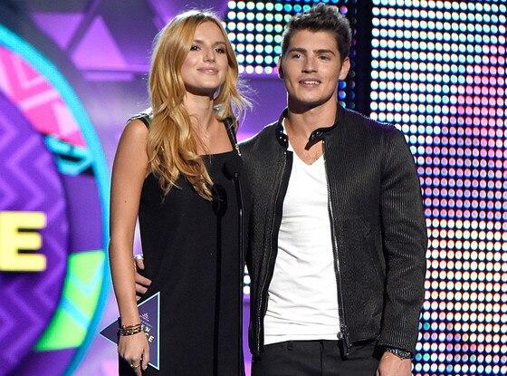 Bella Thorne, Gregg Sulkin, 2015 Teen Choice Awards