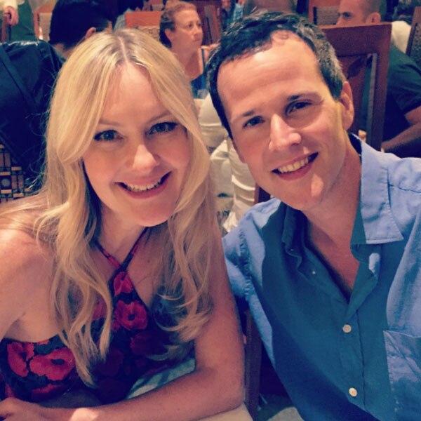 Scott Weinger, Linda Larkin Instagram