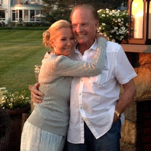 Kathie Lee Gifford Amp The Late Frank Gifford Get Sweet
