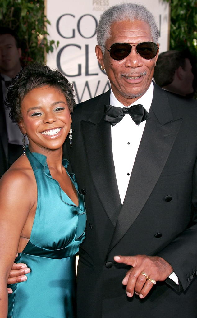 morgan freeman dating edena hines
