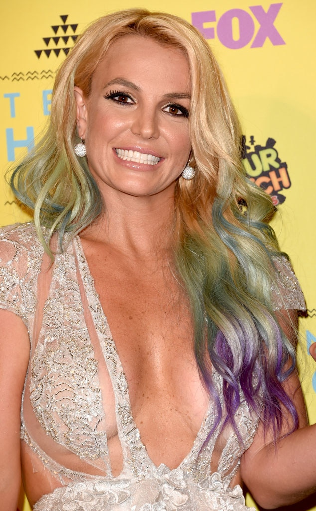 Britney Spears, 2015 Teen Choice Awards