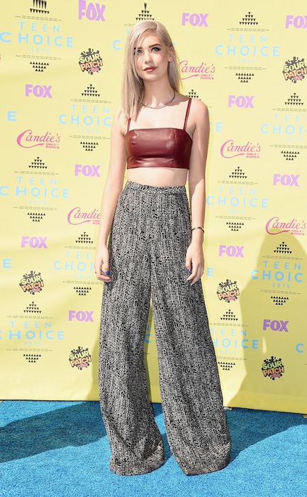 Amanda Steele, 2015 Teen Choice Awards