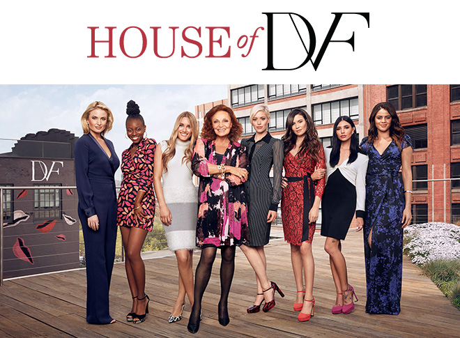 House of DVF S2 Show Package