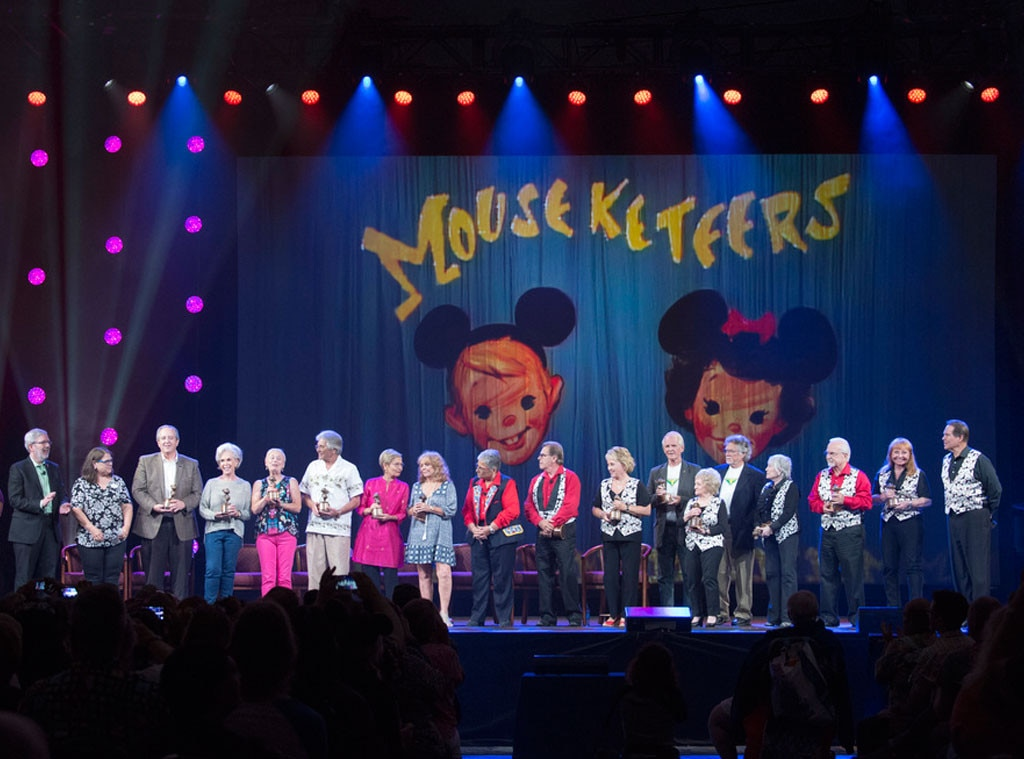 60 Years of Mouseketeers