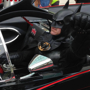 Baltimore Batman, Lenny Robinson